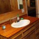 Redwood Room bathroom